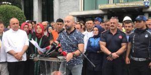 Bekaroğlu, eylem talimatı Vali'den dedi