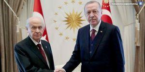 Davet Erdoğan'dan: Bahçeli ile İstanbul'u konuştu
