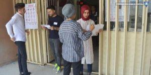 Hakkari'de sınava geç kalan 3 aday içeriye alınmadı