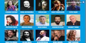 Karadenizli sanatçılardan İmamoğlu'na destek