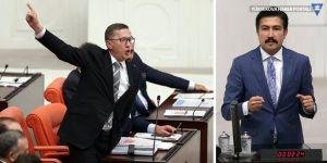 AK Partili vekil Kürtçe tabelaların kaldırılması önergesine karşı Kürtçe deyimle konuştu