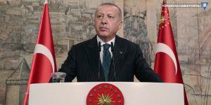 Erdoğan'dan seçim yorumu: Ortada topal ördek var