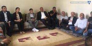HDP heyeti Siverek'teydi: Katliamın siyasi boyutu yok
