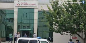 Sağlık çalışanlarına bıçaklı saldırı