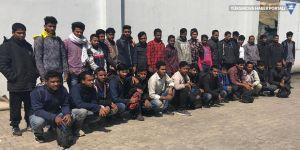 Van'da 139 göçmen yakalandı