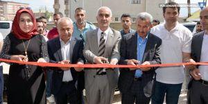 Yüksekova'da 'Cilo Ortak Sağlık Güvenlik Birimi' açıldı