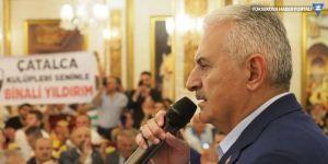 Binali Yıldırım'dan Öcalan mektubu sorusuna yanıt: Kürtlerden destek istiyorum