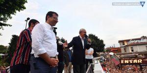 Kılıçdaroğlu: Her insanın kimliği, başımın üstünde yeri vardır
