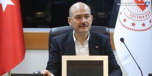 Soylu'dan göçmen açıklaması: Bırakalım İzmir'i bakalım ne olacak