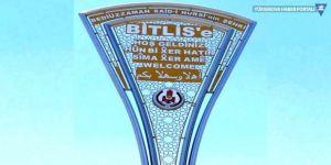 Bitlis'te hatalı Kürtçe tabela