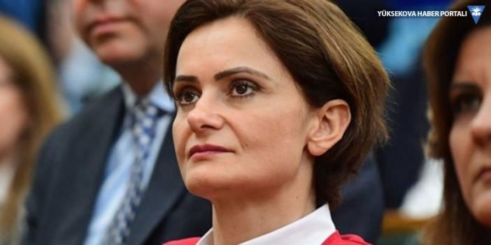 Canan Kaftancıoğlu: Kadın siyasetçiler, hangi partide olursa olsun yan yana durmalı