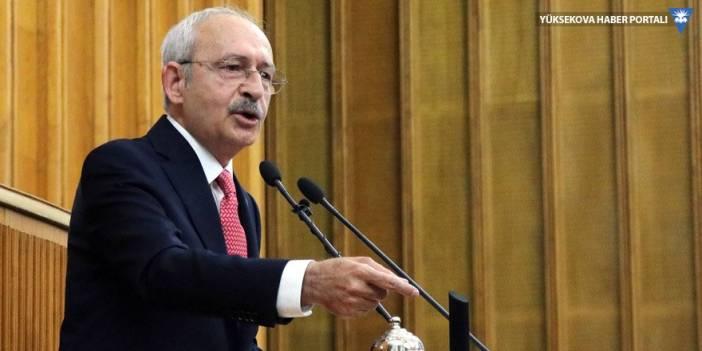 Kılıçdaroğlu: Talimatla iddianame yazdırılıyor