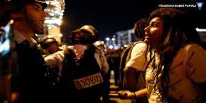 İsrail'de ırkçılığı protesto eden Etiyopyalı Yahudiler polisle çatıştı