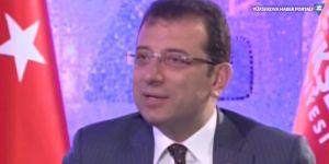 Ekrem İmamoğlu'ndan Taksim açıklaması