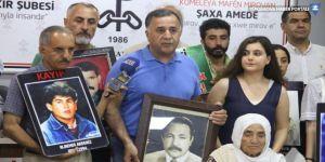 Kayıp yakınları: Vedat Aydın'ın failleri bulunsun