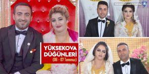Yüksekova Düğünleri (06 - 07 Temmuz 2019)