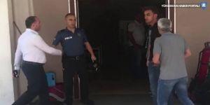 Hamile kadının aracına saldıranlar tutuklandı