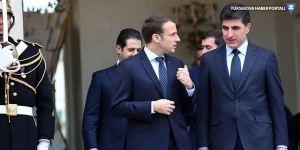 Neçirvan Barzani'den Fransa'ya ziyaret