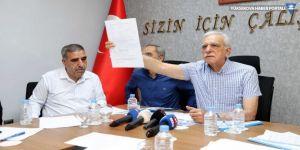 Ahmet Türk: Tüm kurumlar bizleri yıpratmak için mutabakat yapmış