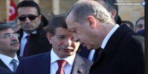Erdoğan'dan Davutoğlu'na parti telefonu