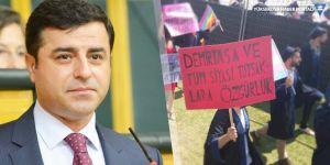 Demirtaş'tan BÜ öğrencisine: Devran dönüyor!
