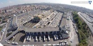 Esenler Otogarı'nın otopark bölümü İBB'ye devredildi