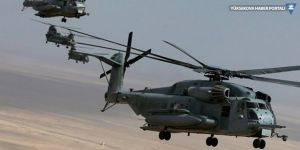 İran'dan Irak Kürdistan Bölgesine hava harekâtı