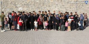 Başkale'de 70 göçmen yakalandı