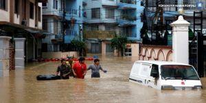 Nepal'de sel: 47 kişi öldü