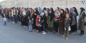 Van'da 133 göçmen yakalandı