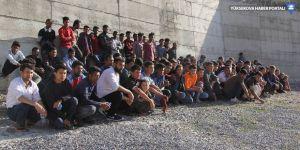 Van'da 192 göçmen yakalandı