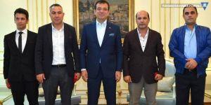 İmamoğlu'ndan 4 İBB personeline çeyrek altın