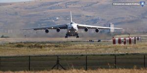 S-400 sevkiyatında 6'ıncı gün: 15'inci uçak Mürted'e indi