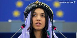 Trump'tan Ezidi insan hakları savunucusu Nadia Murad'a: Sana neden ödül verdiler?