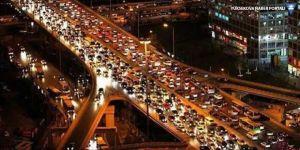 'İstanbul trafiğinin akış hızı 2019'da 3.7 km yavaşladı'