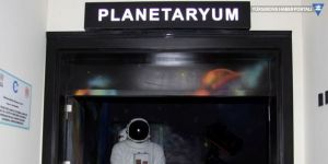 Van TV binası nasıl planetaryum oldu?