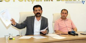 Van Büyükşehir Belediyesi'nden soruşturma tepkisi: Manidar buluyoruz