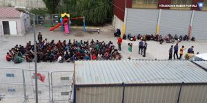 Van'da bin 535 göçmen yakalandı