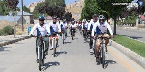 '2. Ulusal Van Denizi Bisiklet Şenliği'