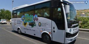 Diyarbakır'ın gezi otobüsü: Rêbus