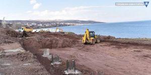 Ahlat'a Cumhurbaşkanlığı Köşkü'ne AYM iptali