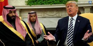 Trump, Suudilere silah satışında ısrarcı: Tasarıları veto etti