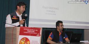 Hakkari'de 'AFAD Gönüllülük Projesi' semineri