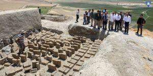 Van'da Urartu tarihine ışık tutuyorlar!