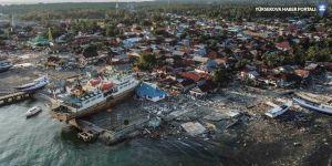 Endonezya'da deprem sonrası tsunami uyarısı