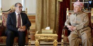 Barzani: Fransa ile ilişkiler daha da ilerlemeli