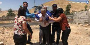 Mardin'de üç HDP'li milletvekili fenalık geçirdi