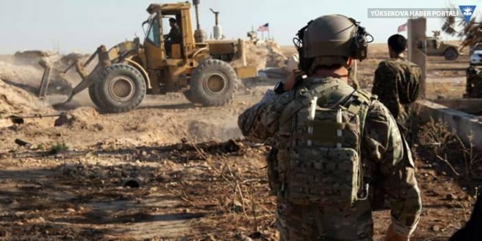 CENTCOM: DSG, Esper-Akar görüşmesinden sonraki 24 saat içinde askeri siperlerini yıktı
