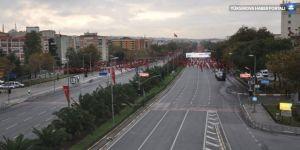 İstanbul'da bugün kapalı yollar