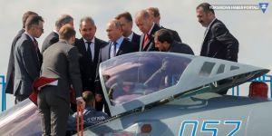 Erdoğan'ın Putin'e SU-57 sorusu: Bu uçuyor mu?
